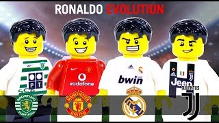 Ronaldo Evolution CR7