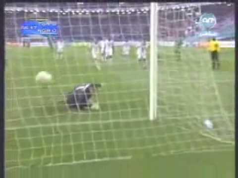 Tunisia vs Nigeria Can 2004 SEMI FINAL PART 1