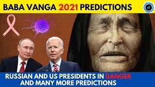 Baba Vanga 2021 Predictions | English | Finlyn Media | NF