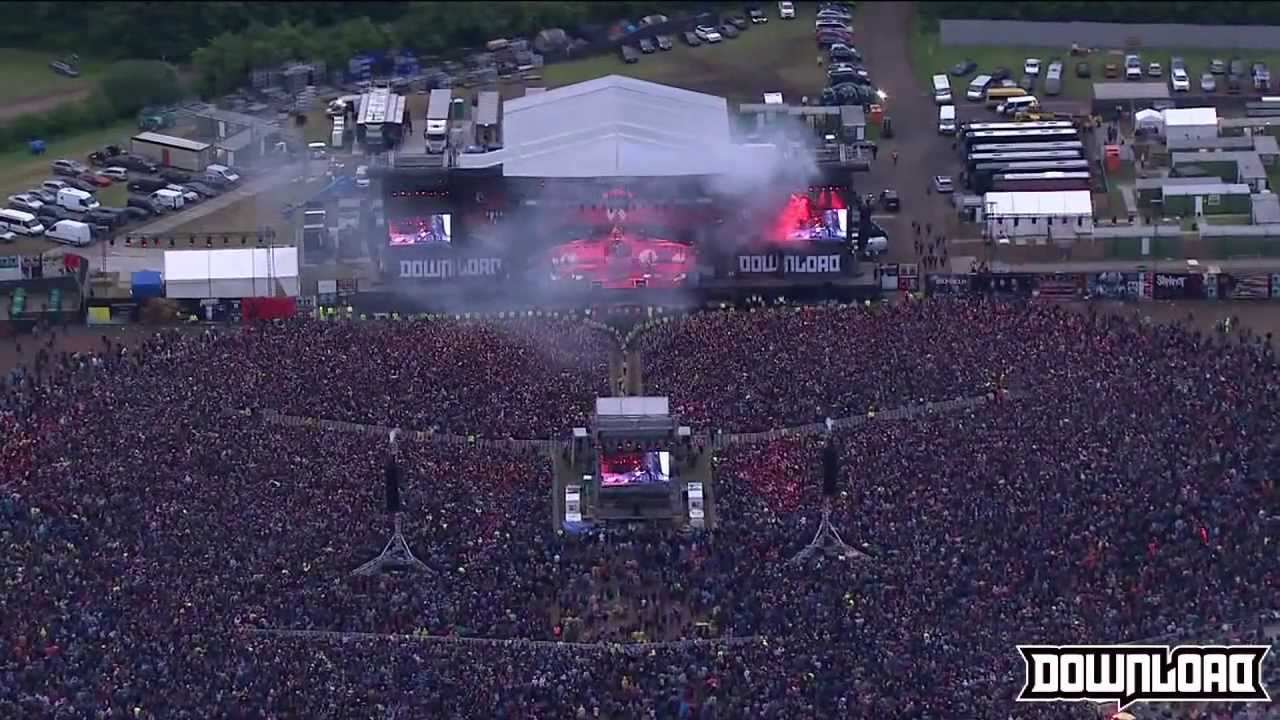 This year's download was about iron maiden and the classics.