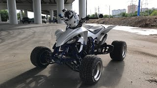 DRIFT Yamaha Banshee and YFZ 600 RS