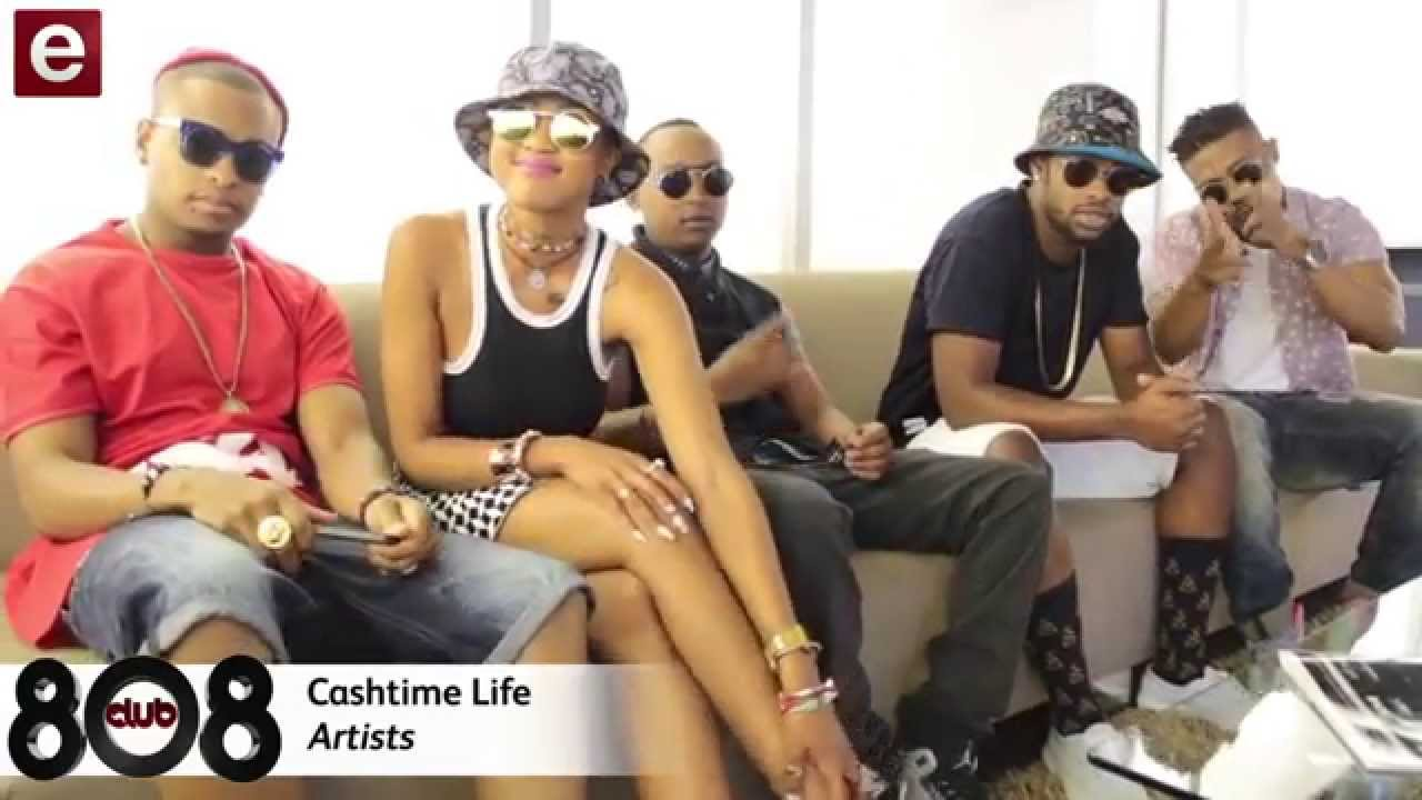 On the couch with Cashtime Life - YouTube