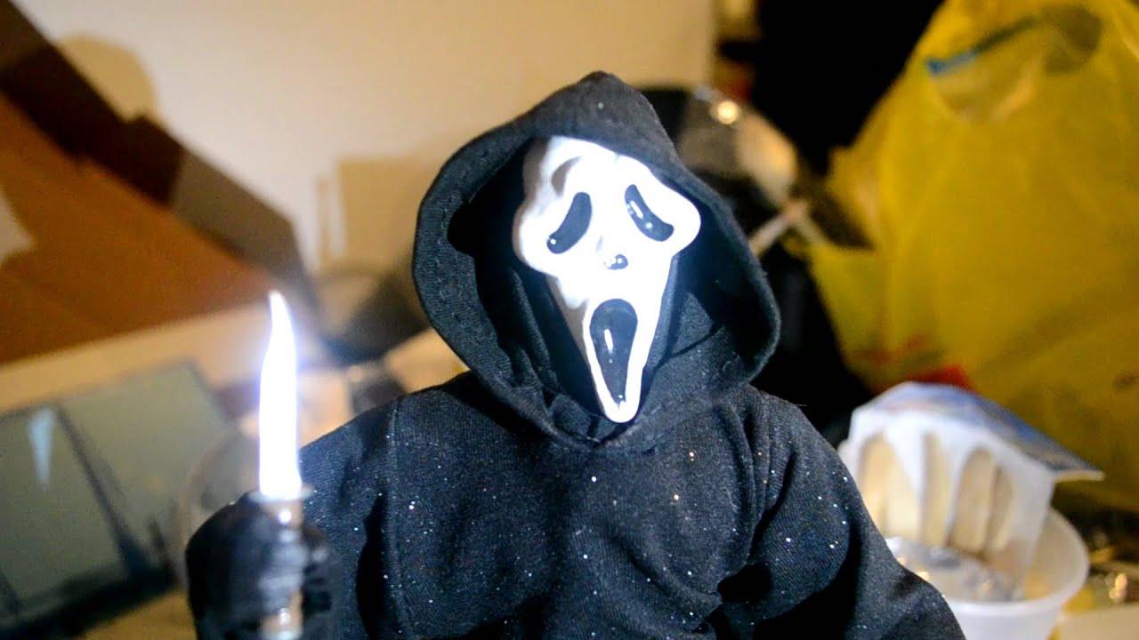 Joebizz34 S Custom 1 6 Scream Ghostface Figure Done By