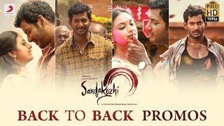 Sandakozhi 2 - Back to Back Promo Video | Vishal, Keerthi Suresh, Varalaxmi | N Lingusamy