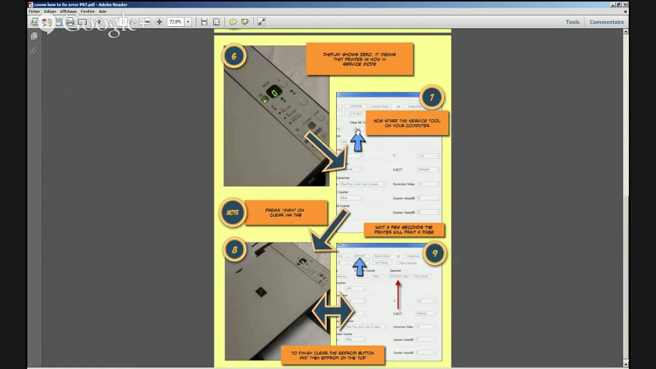 pdf postscript error when printing