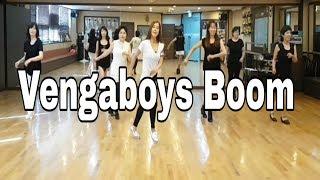 Vengaboys Boom Line Dance (Beginner)Ashya