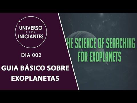Guia Básico Sobre Exoplanetas - Universo Para Iniciantes 002
