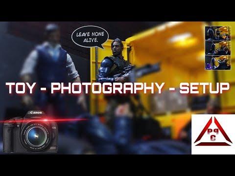 TOY PHOTOGRAPHY SETUP!! How I Create Tangible Toy Art! Ep. 2 (PANELS) thumbnail