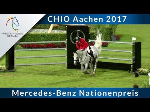 Deutschland gewinnt den Mercedes-Benz Nationenpreis