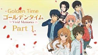 Golden Time: Vivid Memories Playthrough #1 [English Subtitles] 岡千波 検索動画 5