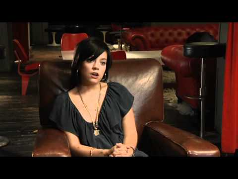 Lily Allen - It's Not Me, It's You - Track by Track Interview
