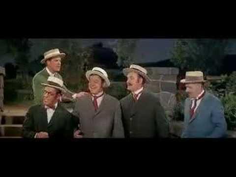 The Music Man- Barbershop Quartet