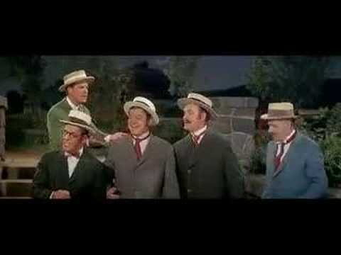 The Music Man- Barbershop Quartet