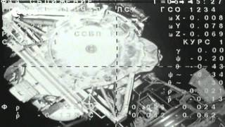 Futura docking replay