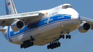 25 BIG PLANES Landing from VERY CLOSE UP | Melbourne Airport Plane Spotting