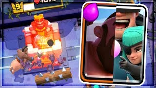 Clash Royale - Hog Rider? HOG RASCALS! Strong Deck