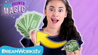 Money Making Wallet Trick | JUNK DRAWER MAGIC