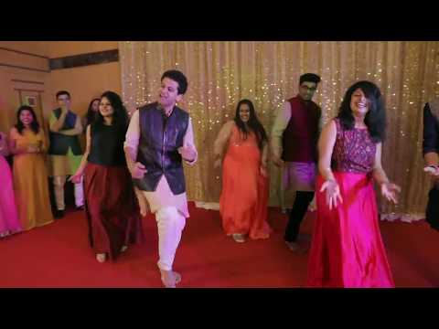 Sangeet - Kaushik And Friends Ka Dance