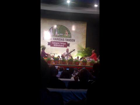 Shujjat Khan : Swami Haridas - Tansen Nritya Mahotsav Live Jan 2017