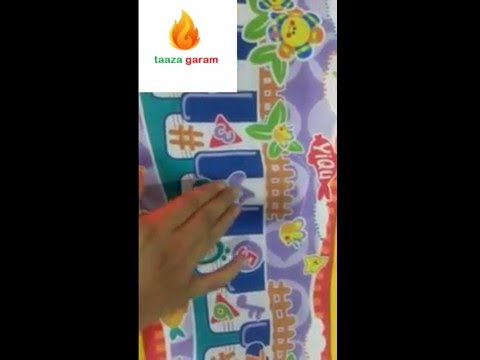 Taaza Garam Baby Piano Musical Kids Fish Play Mat