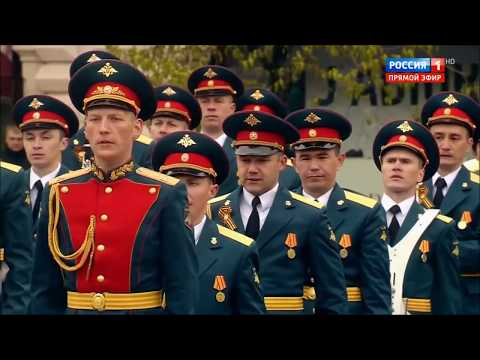 Russian Hell March 2017 Victory Day Army Parade in Moscow Full HD 60fps | Русский Адский Марш 2017