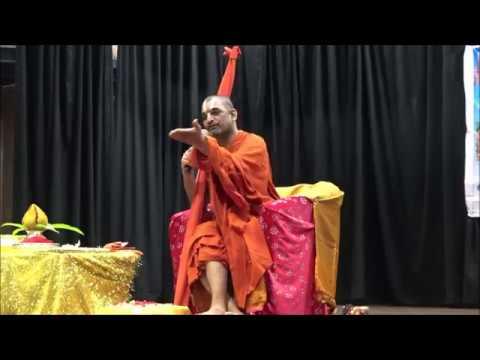 HH Sri Chinnajeeyar Swami Talks 2017 Sydney Day1