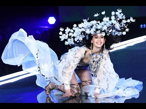 Victoria's Secret Fashion Show makes history in Shanghai