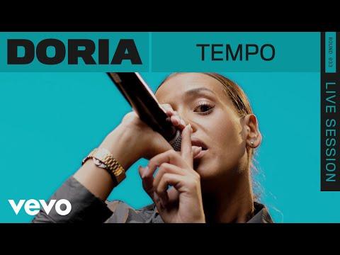 Youtube: Doria – Tempo (Live) | ROUNDS | Vevo