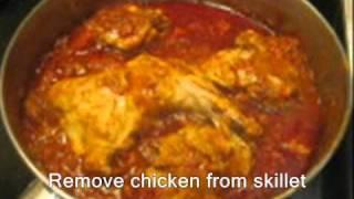 Skillet Hungarian (paprika) Chicken Recipe
