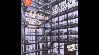 Steve Reich - Octet (Eight Lines) (performed by Ensemble Modern)