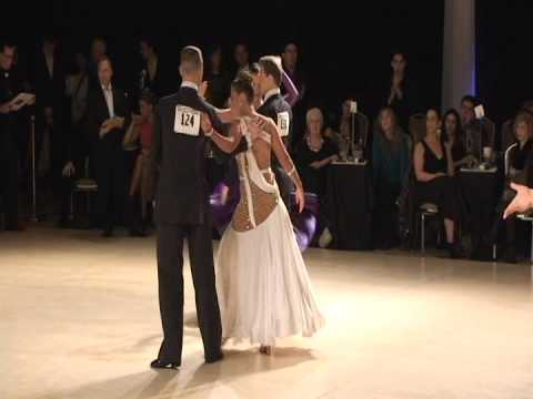 Final Pro smooth Eastern United States Dancesport Championships Morten & Anastasia