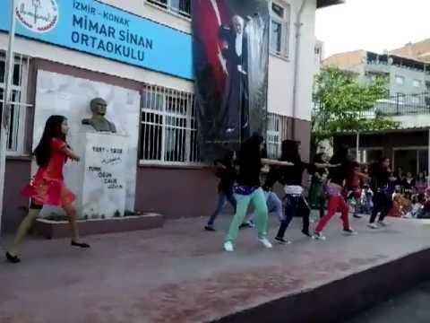 Mimar Sinan Ortaokulu 19 Mayıs 2013