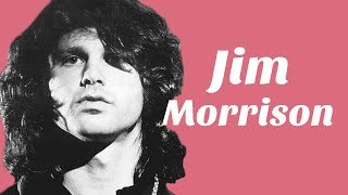 Understanding Jim Morrison's Lyrical Characters