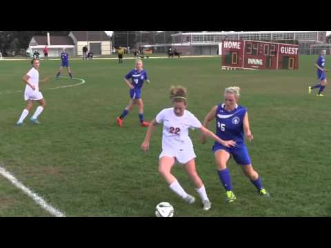 LHS Girls Varsity Soccer vs Princeton Day School