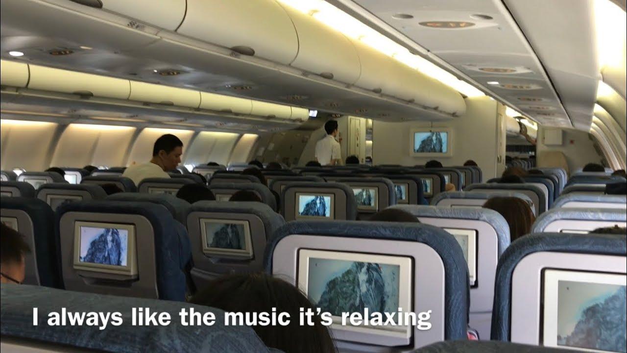 Air China A330 Review