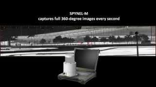 Panoramic Infrared Radar for Perimeter Security and Long Distance Surveillance  - SPYNEL-M