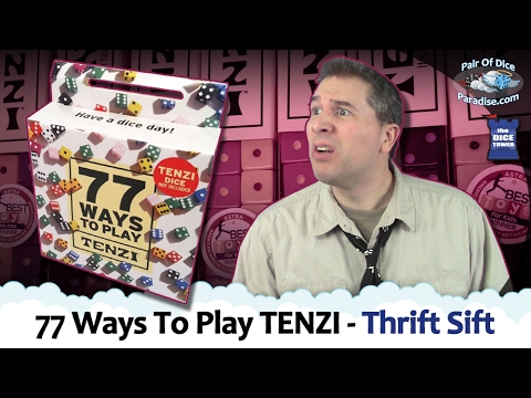 graphic relating to 77 Ways to Play Tenzi Printable identify 77 methods toward perform TENZI Board Activity BoardGameGeek