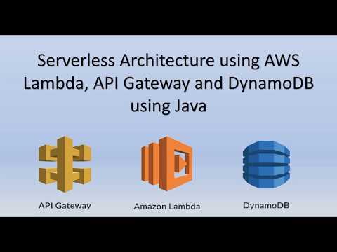 serverless-architecture-using-aws-lambda,-api-gateway-and-dynamodb-using-java