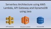 AWS Serverless Web App Tutorial - YouTube