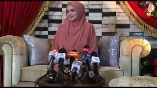 Tahniah! Datuk Siti Nurhaliza sahkan beliau sudah mengandung 4 BULAN