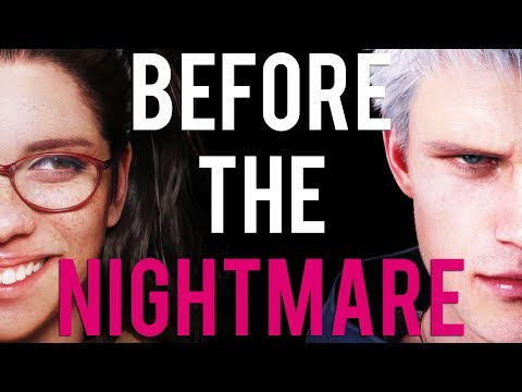 Devil May Cry 5 - Before The Nightmare - Prequel - New Details thumbnail