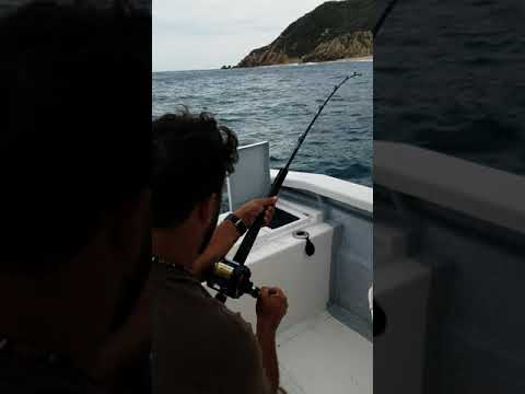 Yelapa Mexico fishing trip
