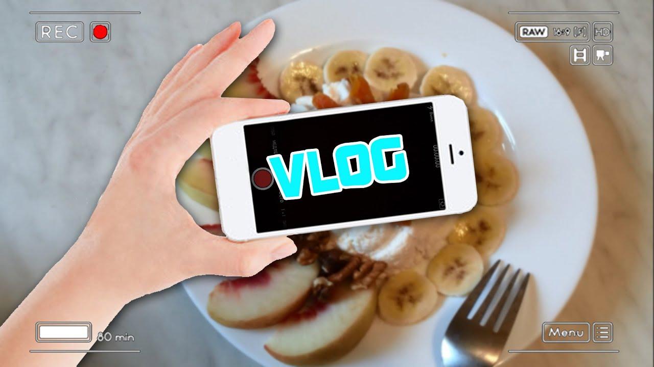 VLOG ПП: Завтрак в детском саду! Работа над сайтом и приложением!