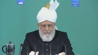 Cuma Hutbesi 24-03-2017 - Islam Ahmadiyya