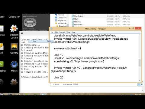 Android APK Hacking With ADB And APKTOOL - Cyber Secrets S01E08