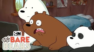 We Bare Bears | Viral Video (พากย์ไทย) | Cartoon Network