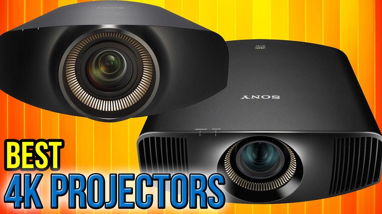 7 Best 4k Projectors 2017 - YouTube