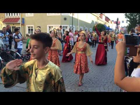 Festival in Karlshamn 2016
