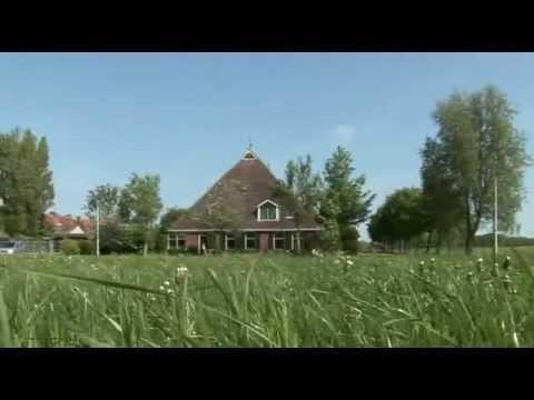 Te koop luxe woonboerderij te jelsum friesland youtube for Woonboerderij te koop