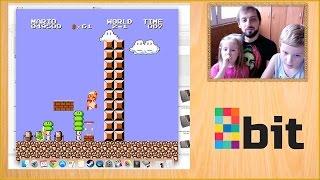 Super Mario Супер Марио World NES Video Game IMac 8 Bit Dendy